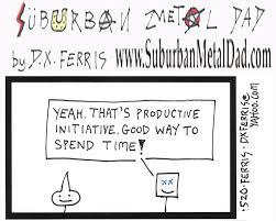 Stick Figure Meme Popdose - suburban metal dad popdose part 8
