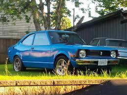 1974 toyota corolla for sale toyota corolla coupe 1974 blue for sale te27097273 1974 toyota
