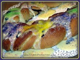 king cakes online king cake sugared productions