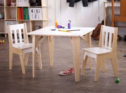 wooden kids table and chairs u2013 sprout
