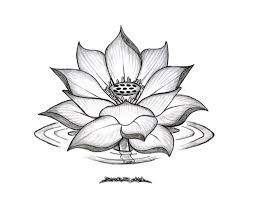 lotus flower tattoo drawing henna tattoo designs and how long do