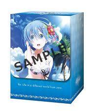 anime collectible card game deck boxes ebay