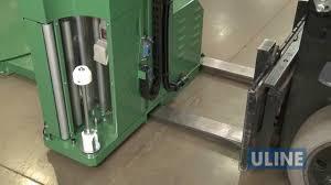 h 2957 automatic stretch wrap machine youtube
