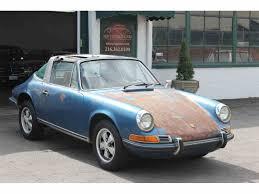 Porsche 911 Vintage - 1972 porsche 911 for sale classiccars com cc 1030018
