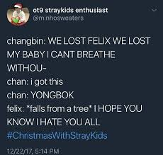 Memes About Change - changbin is a softie welcome to chan s kidchen