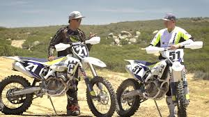 husqvarna motocross bikes 2017 husqvarna fx 350 and 450 first impression transworld