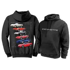 corvette hoodie corvette sweatshirt nothing but corvette hoodie embroidered