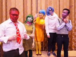 inside out costumes diy inside out costumes for theme party insideout costumes