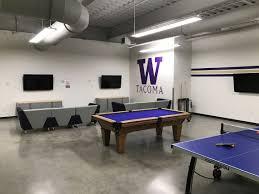 uwy game room uw tacoma