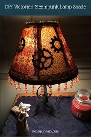 Lamp Shades Diy Diy Victorian Steampunk Lamp Shade1 683x1024 Jpg