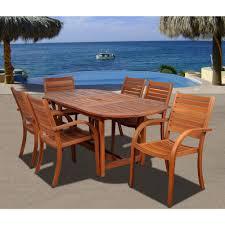 arlington house jackson oval patio dining table patio dining room furniture photogiraffe me