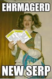 Berks Girl Meme - ehrmagerd new serp berks monopoly girl quickmeme