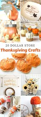 store thanksgiving crafts