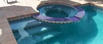 splendid tile sea turtles for pool with concrete paver block