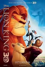 lion king 3d 2011 comingsoon net