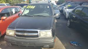 chevrolet tracker dakar auto sales