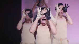 She Hits The Floor Lyrics Feel The Beat In Sia U0027s New Video For