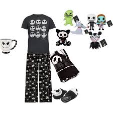 bed time the nightmare before style polyvore