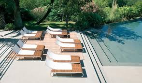 Sun Lounge Chair Design Ideas Contemporary Outdoor Furniture Design Tandem Series By Clima