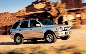 2004 isuzu rodeo information and photos zombiedrive