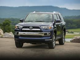 toyota 4runner model years 2017 toyota 4runner deals prices incentives leases overview