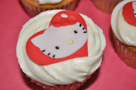 hello cupcake toppers hello cupcake toppers for valentines day rolled fondant