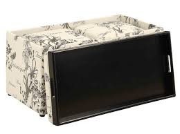 Fabric Storage Ottoman Bench by Epic Furnishings Vanderbilt Inch Square Tufted Pics On Astounding