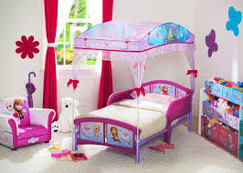 canopy kids beds youll love frozen toddler bed with canopy