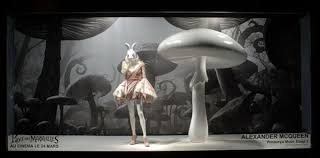when took a trip to the fashion land tim burton s