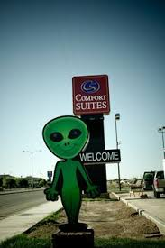 Comfort Suites Roswell Nm Roswell Ufo Crash Site And Sign Roswell New Mexico I