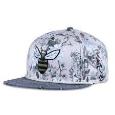 floral snapback bee line floral snapback grassroots california