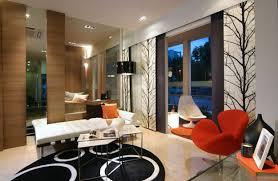 Modern Office Sofa Set Living Room On A Budget Great Creamt Printing Carpet Style Crisp