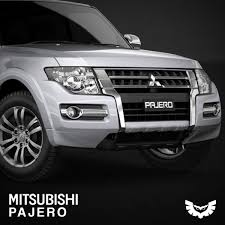 mitsubishi pajero 2007 2017 led headlight conversion kit