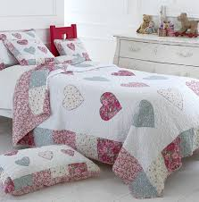 Cotton Quilted Bedspread Quilted Bedspread Shop For Quilted Bedspread At Www Twenga Co Uk