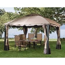 outdoor hardtop gazebo replacement gazebo canopy sunjoy gazebo