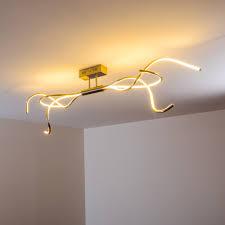 Wohnzimmerleuchten Kaufen Led Design Deckenleuchte Wohn Zimmer Leuchten Küche Decken Lampen