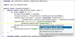 top 20 features of code completion in intellij idea dzone java