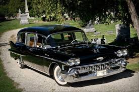 hearse for sale pulling shifts this 1958 cadillac still a working stiff