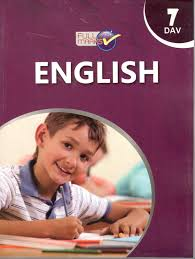 dav full marks guide of english for class 7
