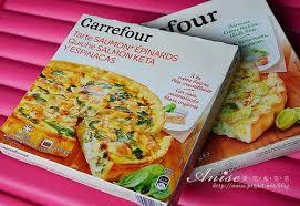 cuisiner 駱inards frais 家樂福來自法國的法式鹹派 平價方便料好實在 懶人宅男宅女居家必備