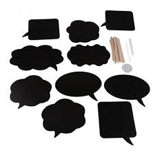 photo booth accessories aliexpress buy 10pcs lot photo booth prop diy speech
