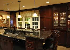 Kitchens With Bars And Islands Kitchen Room 2017 Beautiful Beige Brown Wood Glass Design