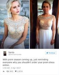 aliexpress vs wish teens are sharing prom dresses they regret buying online and it s