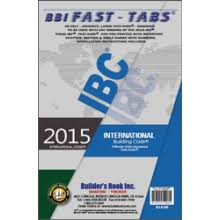 International Building Code Fast Tabs Books And Software Craftsman Book Company
