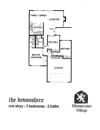 westminster village floor plans u2013 curt chapman