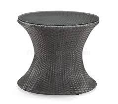 white modern side table u0026 white modern 2pc outdoor patio chair u0026 coffee table set