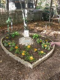 backyard memorial garden ideas home outdoor decoration