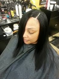 invisible part for thin hair overlay the illusion part sew in on thinning hair explaination