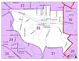 Boulder Zip Code Map by City Clerk City Of Duluth Mn