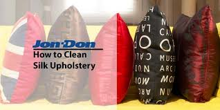 Solvent Based Cleaner For Upholstery How To Clean Silk Upholstery Jon Don